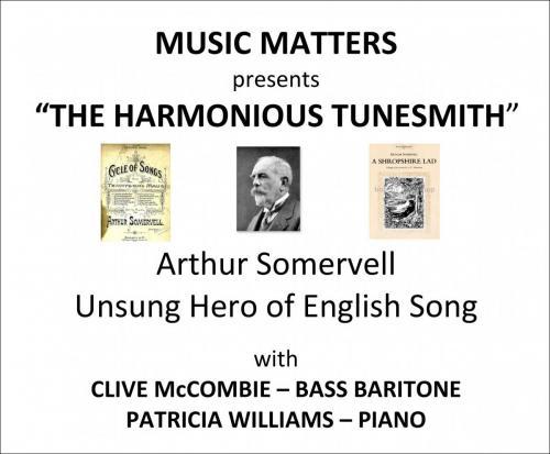 Harmonious Tunesmith poster